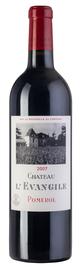 Вино красное сухое «Chateau L'Evangile» 2007 г.