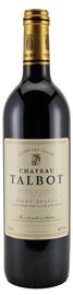 Вино красное сухое  «Chateau Talbot» 1998 г.