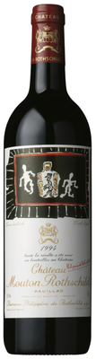 Вино красное сухое  «Chateau Mouton Rothschild» 1994 г.