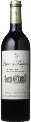Вино красное сухое «Diane de Belgrave» 2011 г.