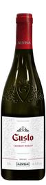 Вино красное сухое  «Gusto Vino Cabernet-Merlot»