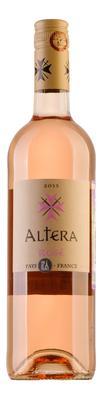 Вино розовое сухое  «Altera Grenache» 2015 г.