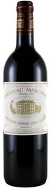 Вино красное сухое «Chateau Margaux» 1982 г.
