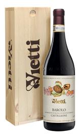 Вино красное сухое «Barolo Castiglione» 2012 г., в подарочной упаковке