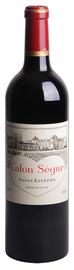 Вино красное сухое «Chateau Calon Segur» 2001 г.