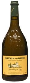 Вино белое сухое «Chateauneuf-du-Pape Cuvee des Generations Marie-Leoncie Vieilles Vignes» 2011 г.