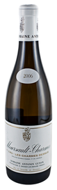 Вино белое сухое «Meursault-Charmes Premier Cru Les Charmes Dessus» 2007 г.