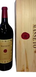 Вино красное сухое «Masseto» 2012 г., в подарочной упаковке