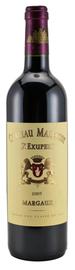Вино красное сухое «Chateau Malescot Saint-Exupery» 1998 г.