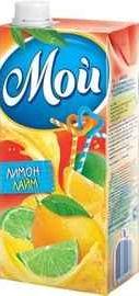 Сок «Мой Лимон Лайм Нектар»