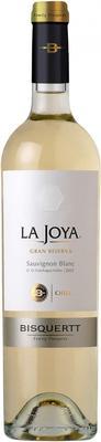Вино белое сухое «La Joya Gran Reserva Sauvignon Blanc» 2016 г.