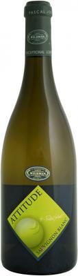 Вино белое сухое «Attitude Sauvignon Blanc» 2015 г.