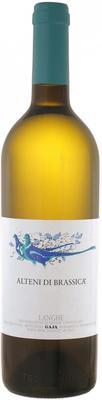 Вино белое сухое «Alteni di Brassica» 2014 г.