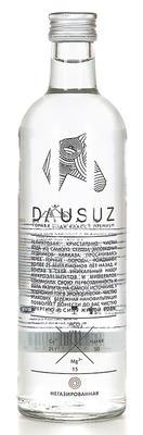 Вода минеральная природная питьевая столовая негазированная «Dausuz, 0.275 л»