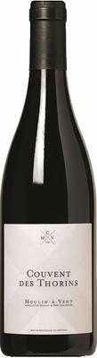 Вино красное сухое «Couvent des Thorins» 2014 г.