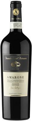 Вино красное сухое «Amarone della Valpolicella Selezione A. Castagnedi, 0.375 л» 2013 г.