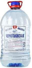 Вода питьевая «Черноголовская»