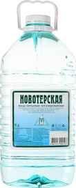 Вода минеральная «Новотерская»