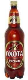 Пиво «Охота Крепкое» ПЭТ