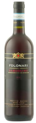 Вино красное сухое «Folonari Bardolino» 2015 г.