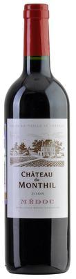 Вино красное сухое «Chateau Du Monthyl» 2008 г.