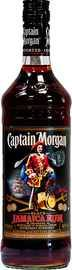 Ром «Captain Morgan Black»
