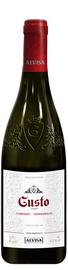 Вино столовое красное полусладкое «Густо Каберне-Темпранильо»