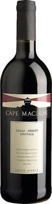 Вино красное сухое «Cape Maclear» 2016 г.
