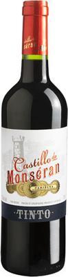 Вино красное сухое «Castillo de Monseran» 2015 г.