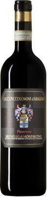 Вино красное сухое «Brunello di Montalcino Pianrosso» 2012 г.