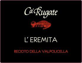 Вино красное сладкое «L'eremita Recioto Della Valpolicella» 2013 г.