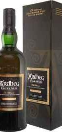 Виски шотландский «Ardbeg Uigeadail» в подарочной упаковке