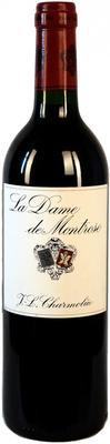 Вино красное сухое «La Dame de Montrose» 2011 г.