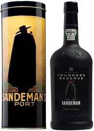 Портвейн «Sandeman Founders Reserve Porto» в подарочной упаковке