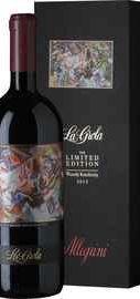 Вино красное сухое «La Grola Veronese Limited Edition Wassily Kandinsky» 2013 г. в подарочной упаковке