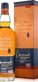 Виски шотландский «Benromach 100 Proof» в подарочной упаковке
