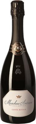 Вино игристое белое брют «Marchese Antinori Franciacorta Brut Cuvee Royale»