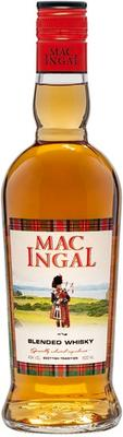 Виски армянский «Mac Ingal Blended Whisky»