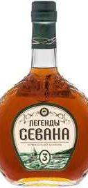 Коньяк армянский «Legends of Sevan»