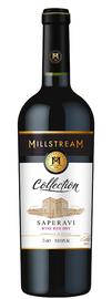 Вино столовое красное сухое «Коллекция Мильстрим Саперави Премиум»