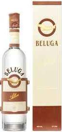 Водка «Beluga Allure» в подарочной упаковке