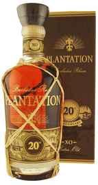Ром «Plantation Barbados 20 Anniversary ХО» в подарочной упаковке