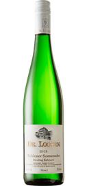 Вино белое сладкое «Dr. Loosen Wehlener Sonnenuhr Riesling Spatlese Pradikatswein» 2015 г.