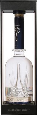 Текила «Leyenda del Milagro Select Barrel Reserve Silver» в подарочной упаковке