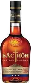 Коньяк российский «Бастион 3–летний»