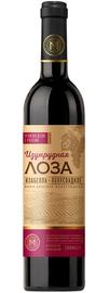 Вино столовое красное полусладкое «Изумрудная Лоза Изабелла»