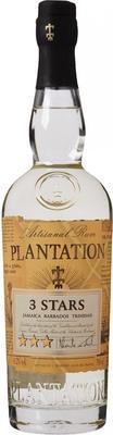 Ром «Plantation 3 Stars White Rum, 0.7 л»