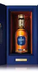 Виски шотландский «Grant's 25 Years Old» в подарочной упаковке
