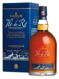 Коньяк французский «Camus Ile de Re Cliffside Cellar» в подарочной упаковке