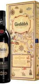 Виски шотландский  «Glenfiddich Age of Discovery Madeira Cask 19 years» в подарочной упаковке